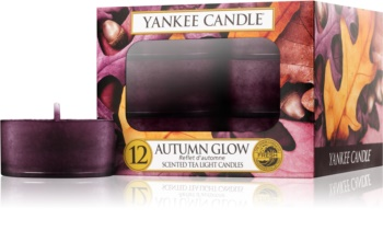 Yankee Candle Autumn Glow tealight candle