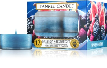 Yankee Candle Mulberry & Fig tealight candle