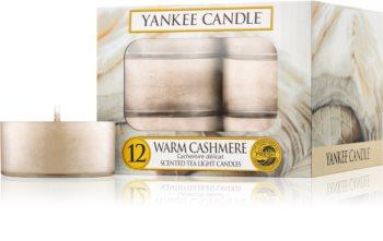 Yankee Candle Warm Cashmere duft-teelicht