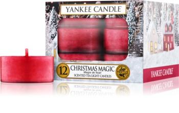 Yankee Candle Christmas Magic čajová svíčka