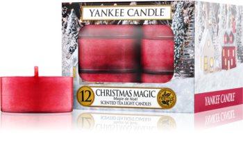 Yankee Candle Christmas Magic theelichtje