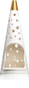 Yankee Candle Christmas Magic ceramic tea light holder
