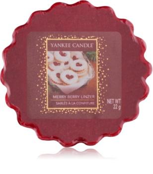Yankee Candle Merry Berry Linzer Tuoksuvaha