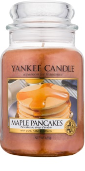 Yankee Candle Maple Pancakes vela perfumado 623 g Classic grande