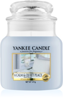 Yankee Candle A Calm & Quiet Place ароматна свещ