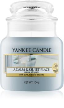 Yankee Candle A Calm & Quiet Place illatos gyertya