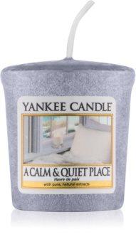 Yankee Candle A Calm & Quiet Place mala mirisna svijeća