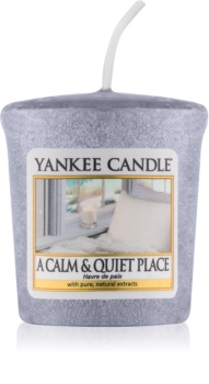 Yankee Candle A Calm & Quiet Place αναθυματικό κερί