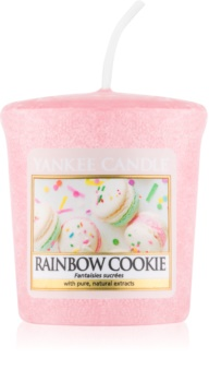 Yankee Candle Rainbow Cookie votive candle