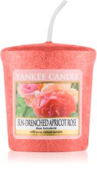 Yankee Candle Sun-Drenched Apricot Rose mala mirisna svijeća bez staklene posude