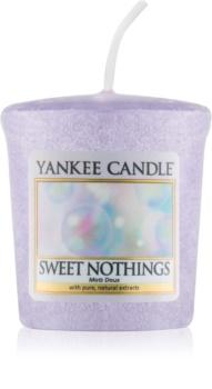 Yankee Candle Sweet Nothings sampler