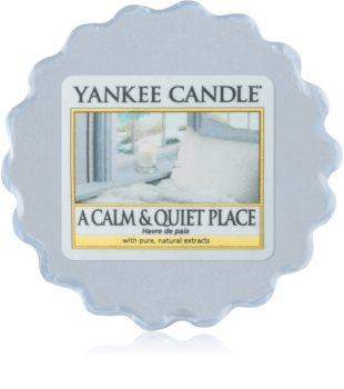 Yankee Candle A Calm & Quiet Place duftwachs für aromalampe