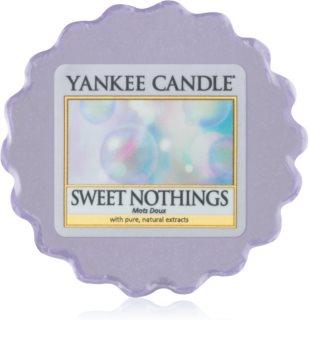 Yankee Candle Sweet Nothings cera per lampada aromatica