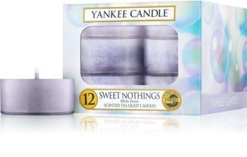 Yankee Candle Sweet Nothings Lämpökynttilä