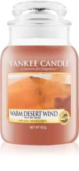 Yankee Candle Warm Desert Wind mirisna svijeća Classic velika