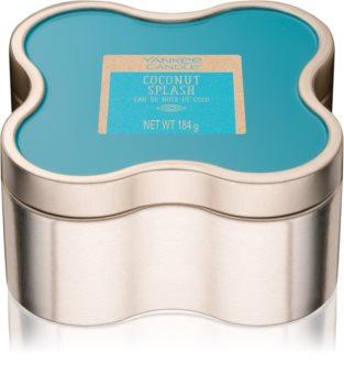 Yankee Candle Coconut Splash lumânare parfumată  cutie de metal