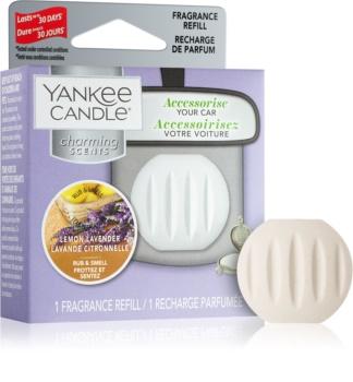 Yankee Candle Lemon Lavender Auton ilmanraikastin Täyttöpakkaus