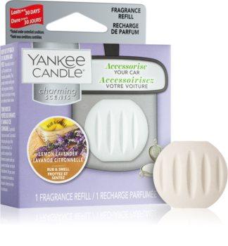 Yankee Candle Lemon Lavender άρωμα για αυτοκίνητο ανταλλακτική γέμιση