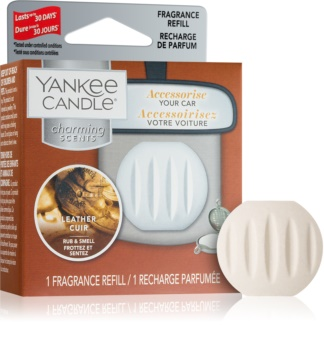 Yankee Candle Leather car air freshener Refill