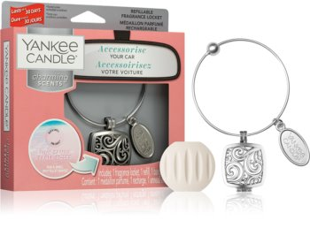 Yankee Candle Pink Sands car air freshener I. (Square)
