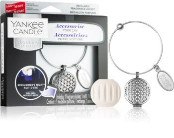 Yankee Candle Midsummer´s Night car air freshener (Linear)