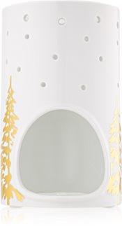 Yankee Candle Winter Trees Ceramic Tea Light Holder
