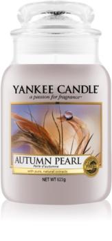 Yankee Candle Autumn Pearl vonná svíčka