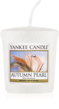 Yankee Candle Autumn Pearl votive candle