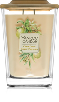 Yankee Candle Elevation Citrus Grove scented candle Large