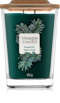 Yankee Candle Elevation Frosted Fir illatos gyertya