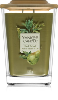 Yankee Candle Elevation Pear & Tea Leaf scented candle Large