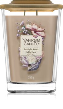 Yankee Candle Elevation Sunlight Sands scented candle