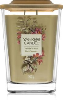 Yankee Candle Elevation Velvet Woods vonná svíčka velká