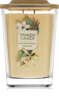 Yankee Candle Elevation Sweet Nectar Blossom scented candle
