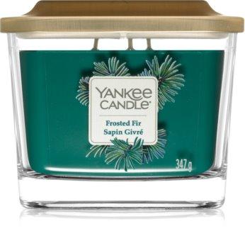 Yankee Candle Elevation Frosted Fir vonná svíčka střední