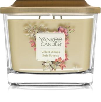 Yankee Candle Elevation Velvet Woods Tuoksukynttilä