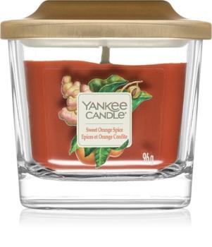 Yankee Candle Elevation Sweet Orange Spice scented candle mini