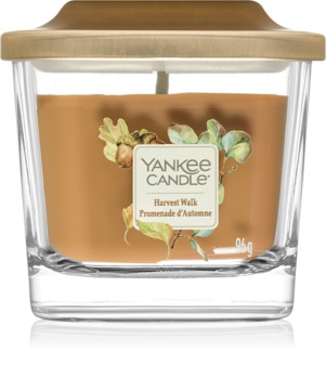 Yankee Candle Elevation Harvest Walk scented candle mini