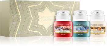 Yankee Candle Holiday Sparkle coffret cadeau VII.