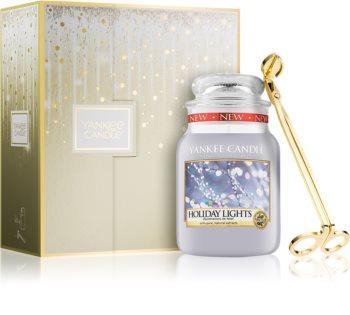 Yankee Candle Holiday Sparkle dárková sada II.
