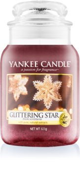Yankee Candle Glittering Star vonná svíčka Classic velká