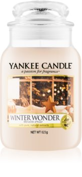 Yankee Candle Winter Wonder scented candle Classic Large