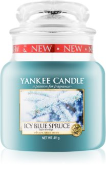 Yankee Candle Icy Blue Spruce duftlys