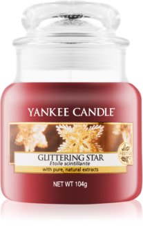 Yankee Candle Glittering Star scented candle