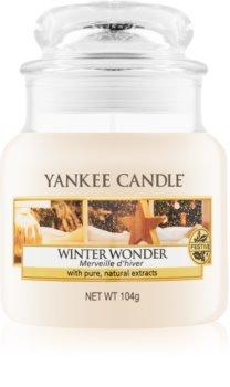 Yankee Candle Winter Wonder aроматична свічка Classic  маленька