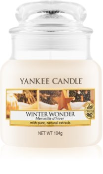 Yankee Candle Winter Wonder scented candle Classic Mini