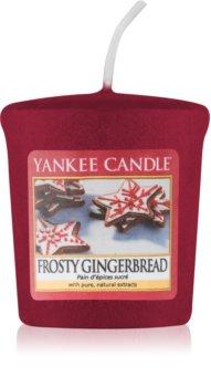 Yankee Candle Frosty Gingerbread votívna sviečka