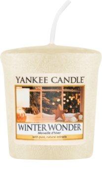 Yankee Candle Winter Wonder votivní svíčka