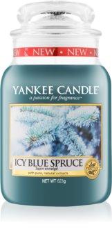 Yankee Candle Icy Blue Spruce αρωματικό κερί