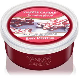 Yankee Candle Frosty Gingerbread vosak za električnu aroma lampu